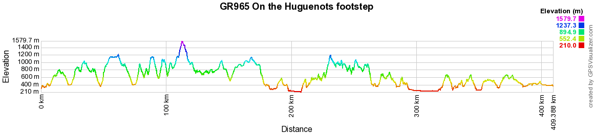 GR965 On the Huguenots footstep 2