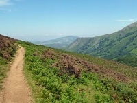 GR10 Hiking from Hendaye to Esterencuby (Pyrenees-Atlantiques) 4