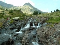 GR10 Hiking from Merens-les-Vals (Ariege) to Ras-dels-Cortalets (Pyrenees-Orientales)