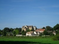 GR111 Hiking from Milly-la-Foret to St Michel-sur-Orge (Essonne) 8