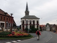 GR122 Walking from Bon-Secours (Belgium) to Hannapes (Aisne) 4