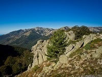 GR20 Hiking from Vizzavona to Conca (South-Corsica) 5