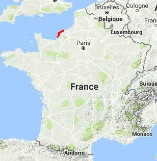 GR21 Hiking from Le Havre to Veulettes-sur-Mer (Seine-Maritime) 10