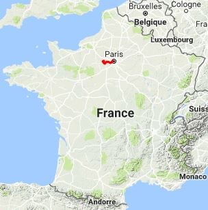 GR22 Walking from Paris (Ile de France) to Richebourg (Yvelines) 10