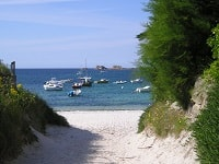 GR34 Walking from Perros-Guirec (Cotes-d'Armor) to Locquirec (Finistere) 7