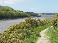 GR34 Walking from Santec to Brouennou (Finistere) 3