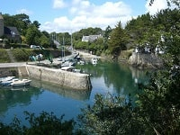 GR34 Walking from Concarneau to Doelan (Finistere) 7