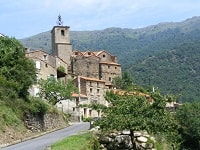 GR36 Hiking from Sournia to Bourg-Madame (Pyrenees-Orientales) 4