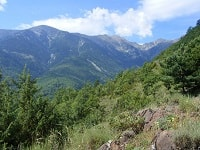 GR36 Hiking from Sournia to Bourg-Madame (Pyrenees-Orientales) 5