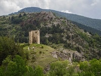 GR36 Hiking from Sournia to Bourg-Madame (Pyrenees-Orientales) 7