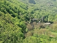 GR465 Hiking from Murat (Cantal) to Conques (Aveyron) 7
