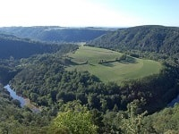 GR4 Hiking from St Flour (Cantal) to Loubaresse (Ardeche) 3