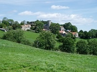 GR4 Hiking from St Flour (Cantal) to Loubaresse (Ardeche) 8