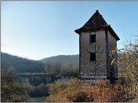 GR64 Hiking from Rocamadour (Lot) to Les Eyzies-de-Tayac-Sireuil (Dordogne) 4