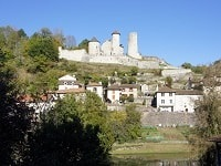 GR652 Hiking from Laroquebrou (Cantal) to Rocamadour (Lot) 3