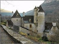 GR652 Hiking from Laroquebrou (Cantal) to Rocamadour (Lot) 6