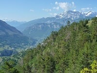 GR653D Hiking from Montgenevre to Savines-le-Lac (Hautes-Alpes) 5