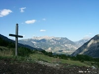 GR653D Hiking from Montgenevre to Savines-le-Lac (Hautes-Alpes) 6