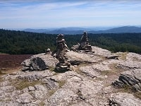 6 GR72 Hiking from Bez Pass (Ardeche) to Barre des Cevennes (Lozere)