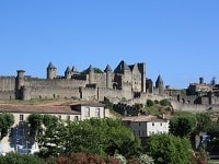GR78 Hiking from Carcassonne (Aude) to Pamiers (Ariege) 3