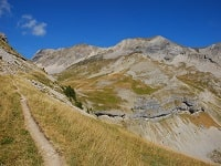 GR94 Hiking from Vaunieres to Praux Pass (Hautes-Alpes) 5