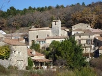 GR97 Hiking on the Tour of Luberon (Vaucluse, Alpes-de-Haute-Provence) 4