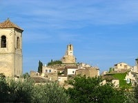 GR97 Hiking on the Tour of Luberon (Vaucluse, Alpes-de-Haute-Provence) 5