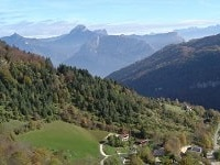 GR9 Hiking from Grenoble (Isere) to Beaufort-sur-Gervanne (Drome) 4