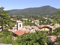 GR9 Hiking from Beaufort-sur-Gervanne to Buis-les-Baronnies (Drome) 6