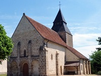 Hiking on the footsteps of Master Bell Ringers (Indre-Cher-Allier) 7